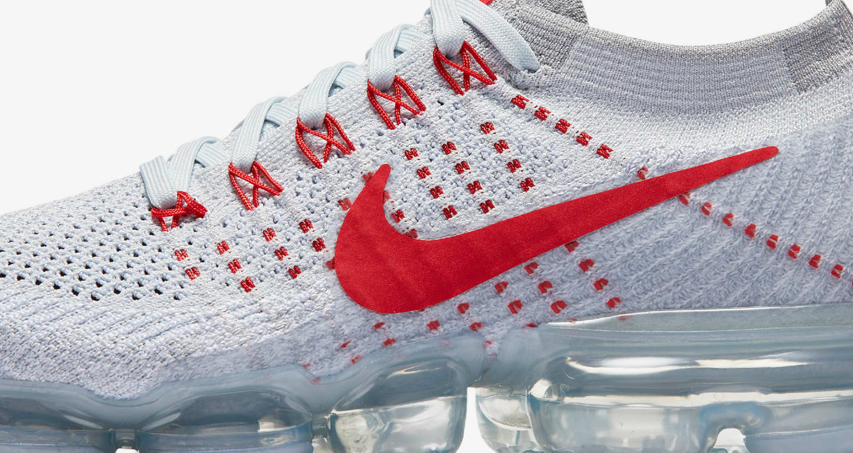 Women's Nike Air VaporMax 'Pure Platinum & University