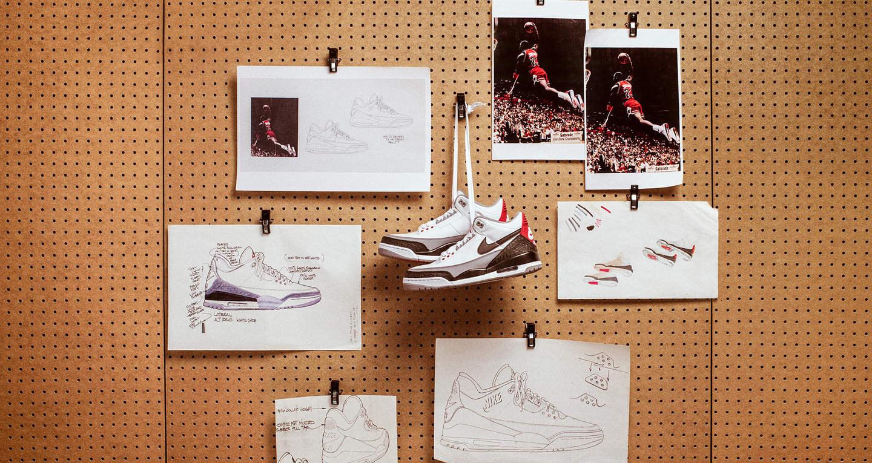 Informacje o projekcie: Air Jordan 3 Tinker. Nike SNEAKRS PL