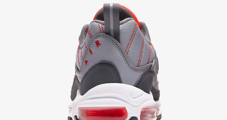 Date de sortie de la Nike Air Max 98 « Wolf Grey & Total