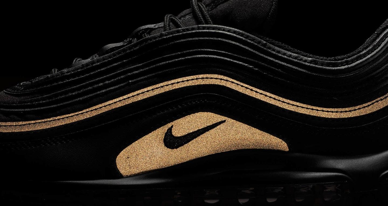 Date de sortie de la Nike Air Max 97 Premium « Black &