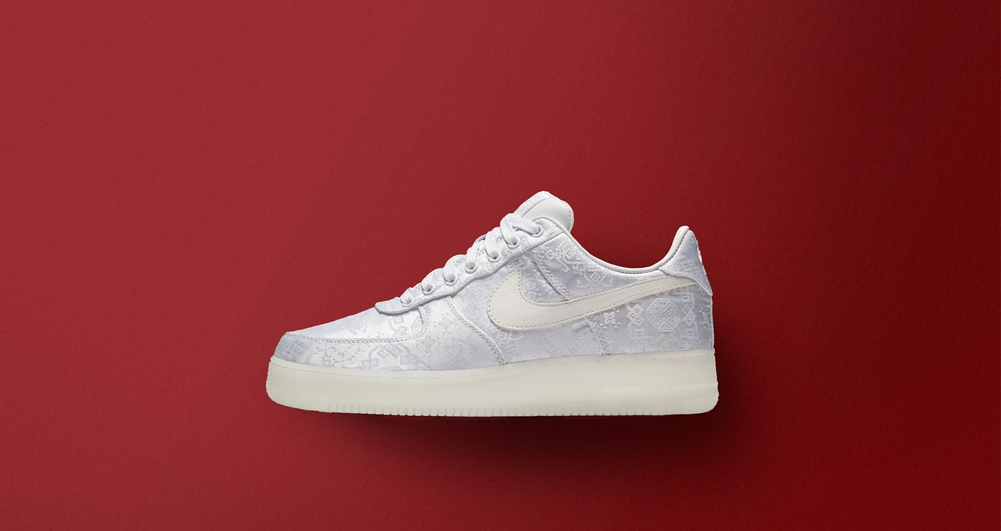 Us Sale Nike W Air Force 1 Flyknit Low White White