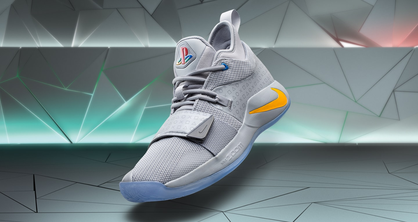PG 2.5 PlayStation 'Wolf Grey' Release Date. Nike SNKRS NL