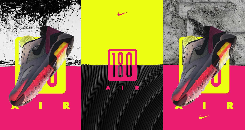 "Informacje o projekcie: Air Max 180 ""Hyper Pink"" – data"