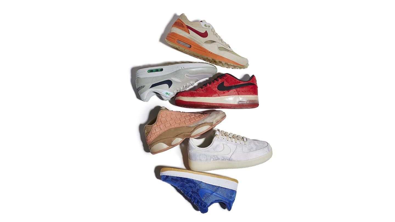 Inside the Vault: NIKE X CLOT. Nike SNEAKRS AU