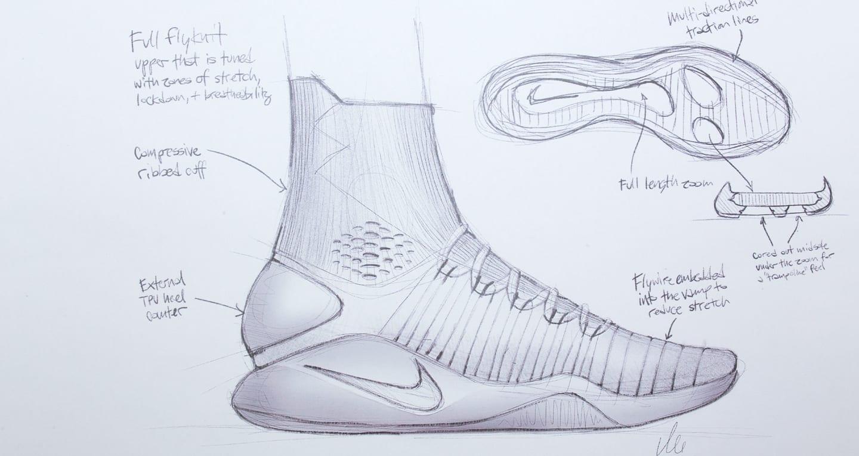 Behind the Design: Nike Hyperdunk 2016 Flyknit. Nike SNEAKRS DK