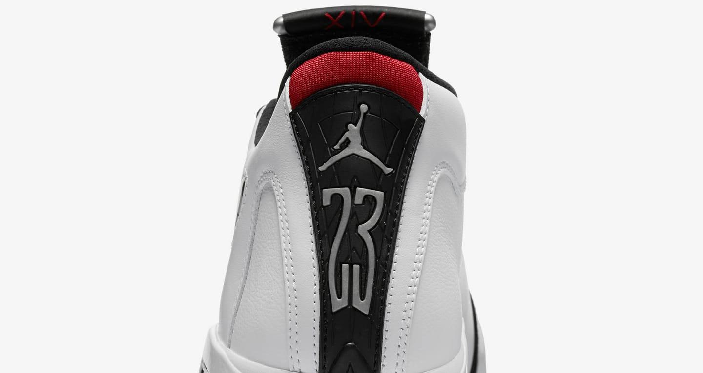 "Air Jordan 14 Retro ""Black Toe"". Nike SNEAKRS PL"
