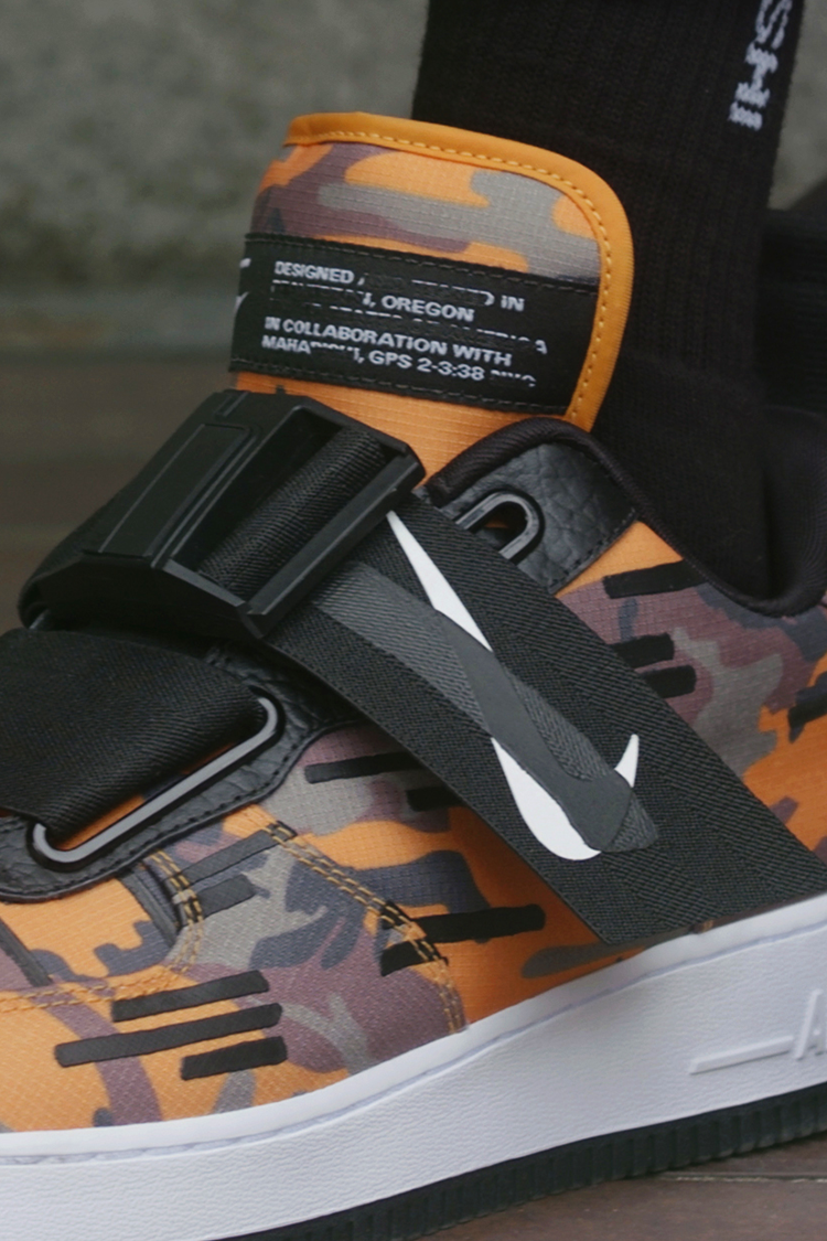 reputable site d645a 0972a Utility By Force Release Low Date You    X Nike 1 Maharishi Air MpGqSzVU