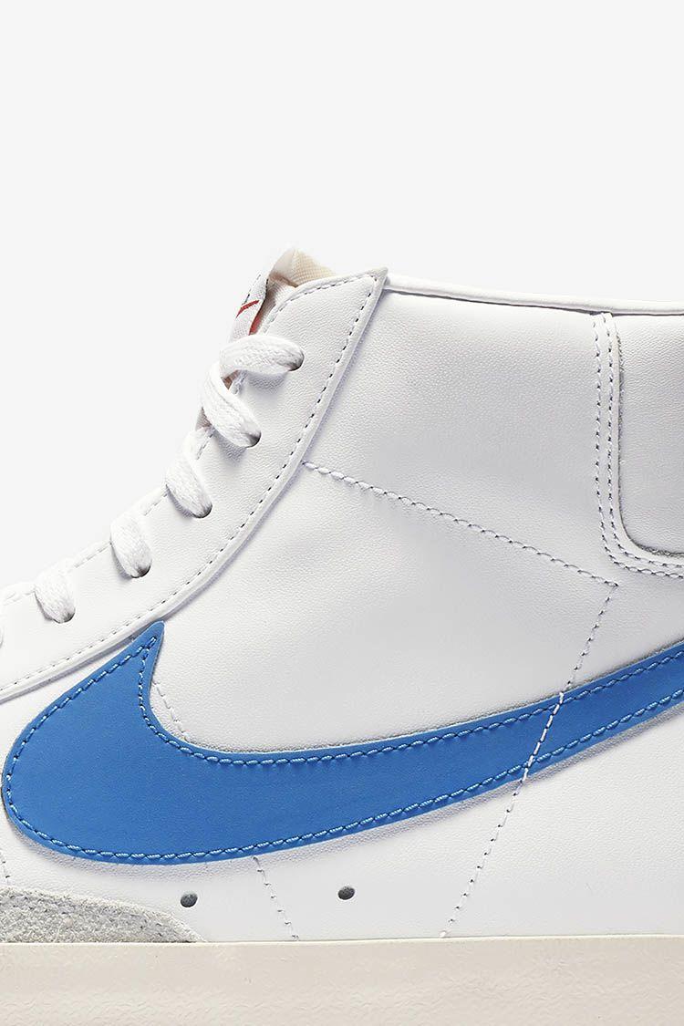 Sail Nike Blue Amp; Mid White Pacific Ntsqpi Blazer '77 Vintage EWDIH29