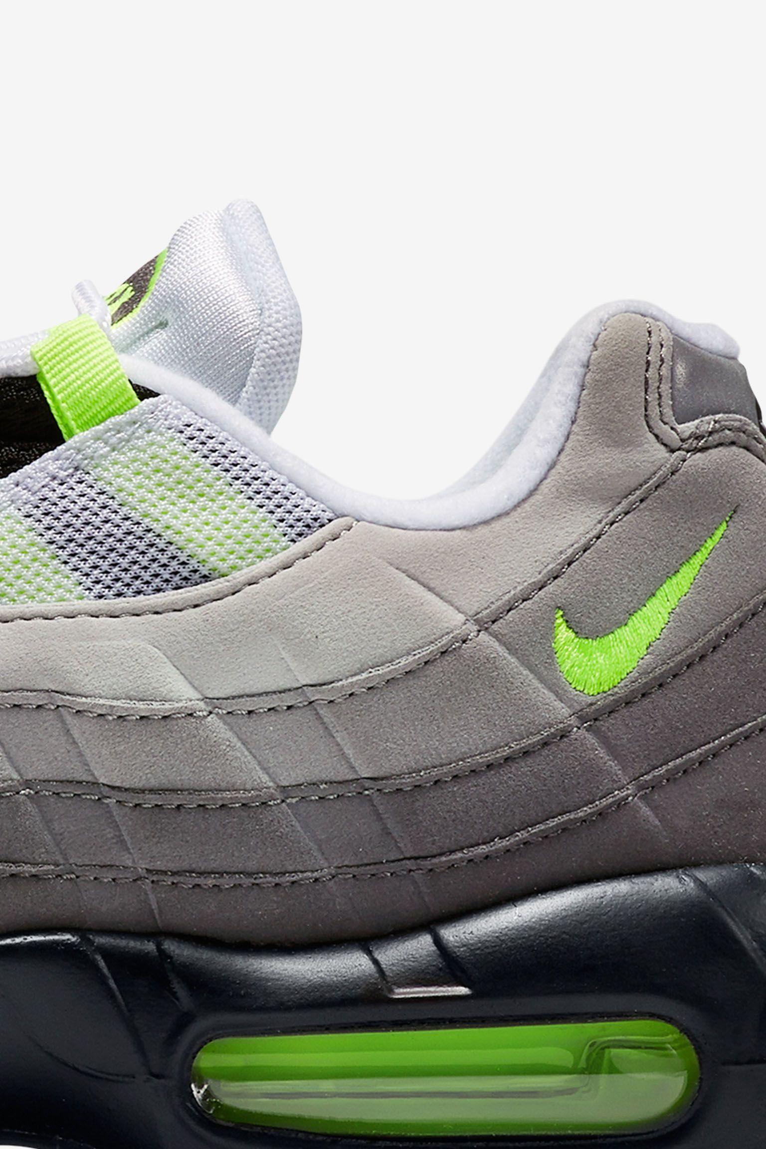 Nike Nike  Neon  Max 95 Air vrxwPv a3509e6c5ce3