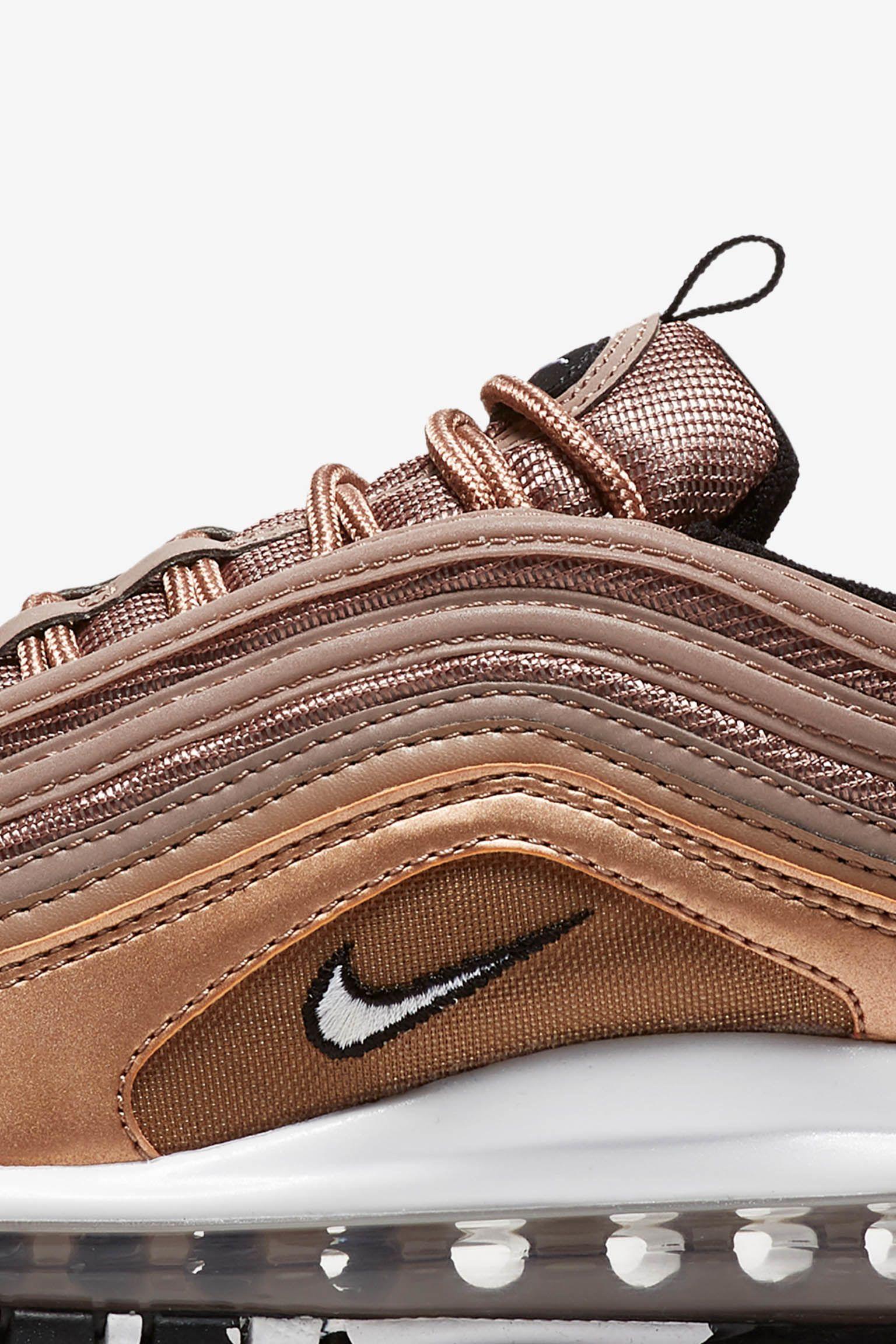 Air Desert 97 Del Nike Dust Bronze Red Max Data Metallic amp; ptwtd