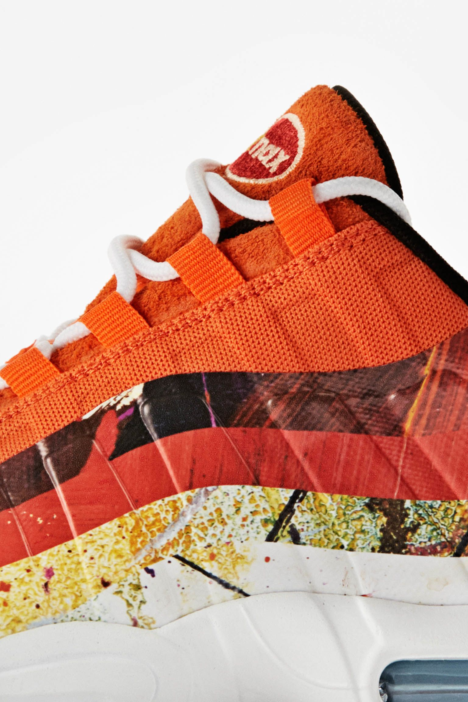 Nike Air Max 95 x Dave White 'Cayenne'