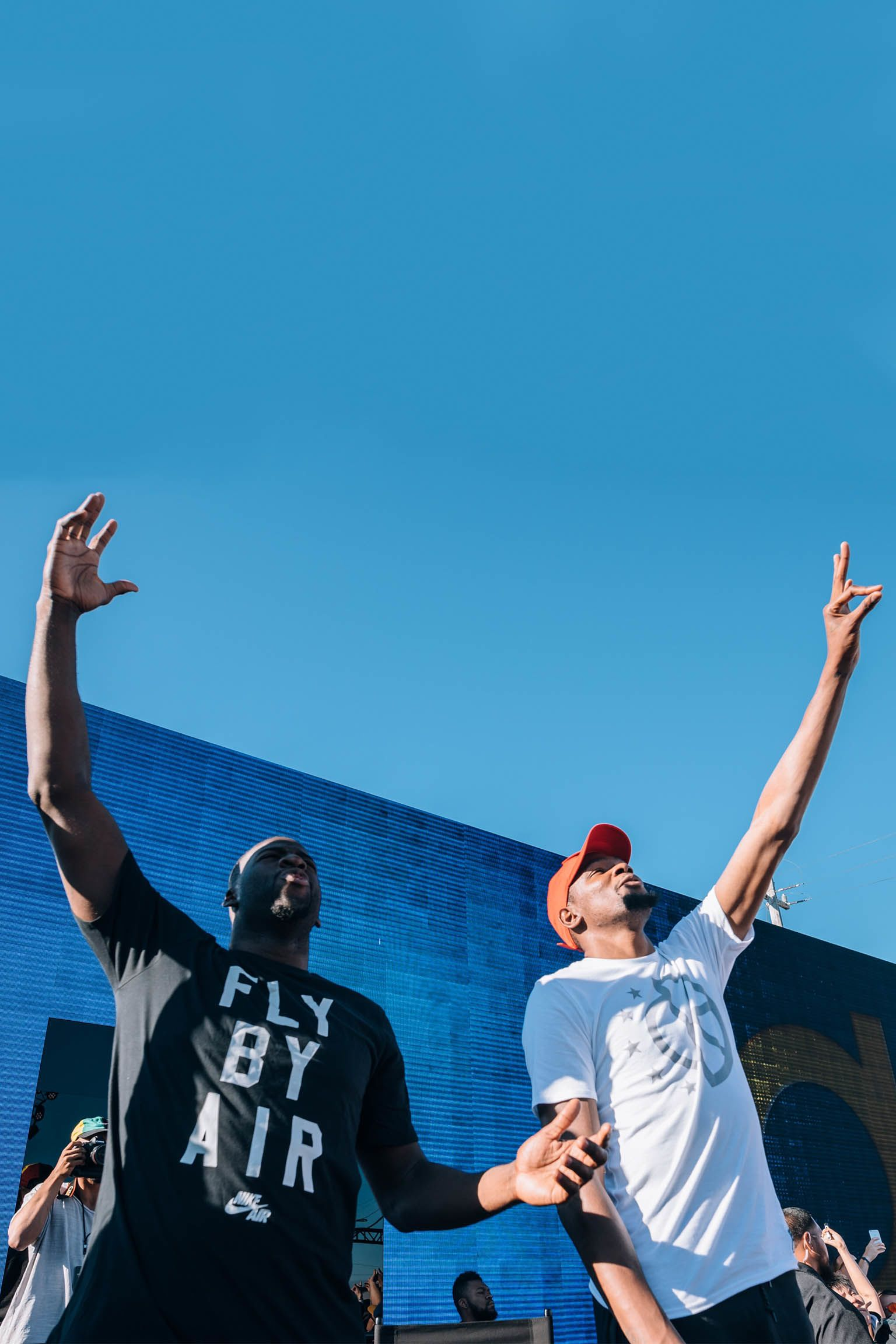 Golden Air: Welcoming KD to San Francisco