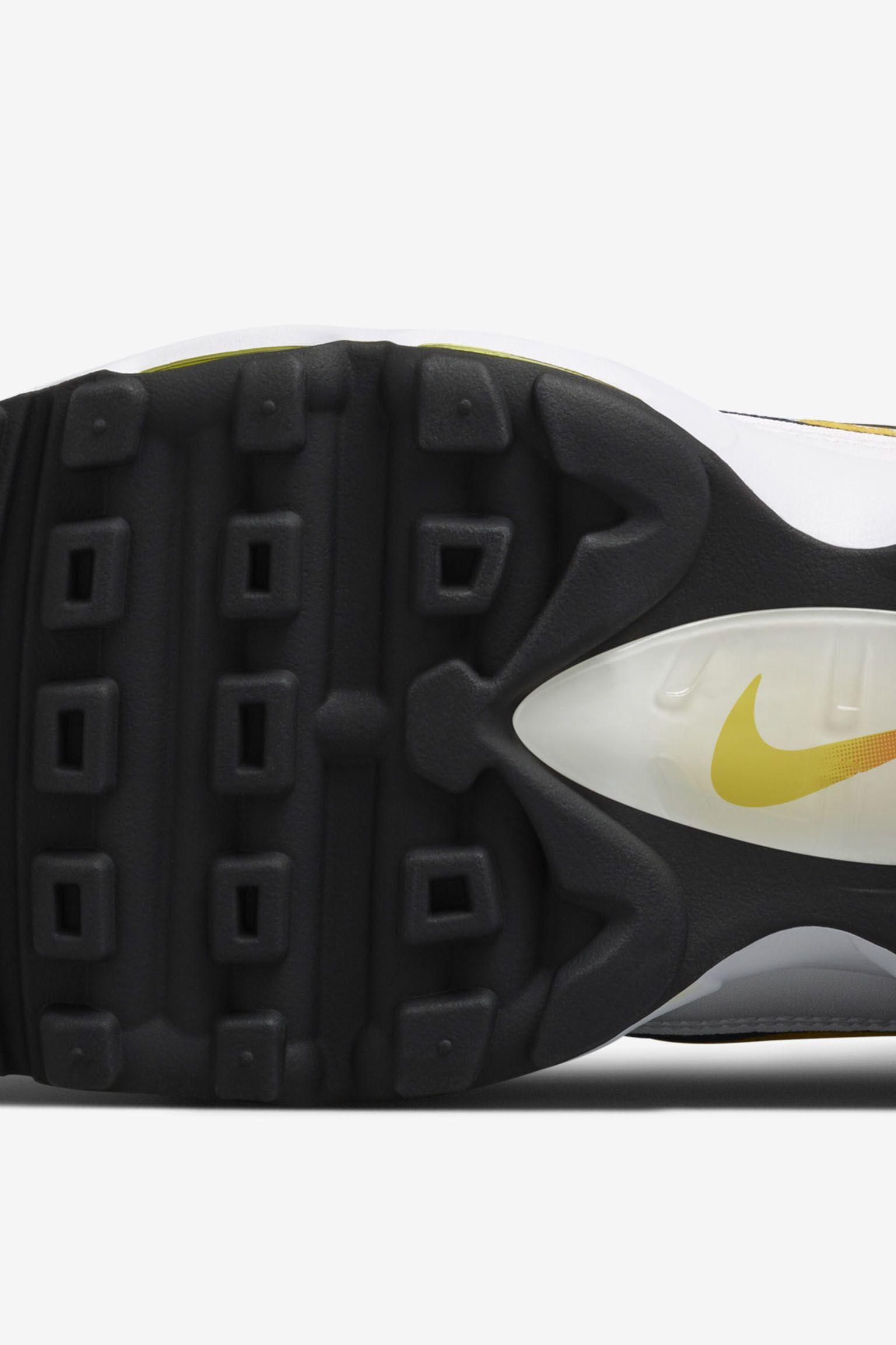 Nike Air Max 96 2 XX Modern Max 'Navy & Goldenrod'