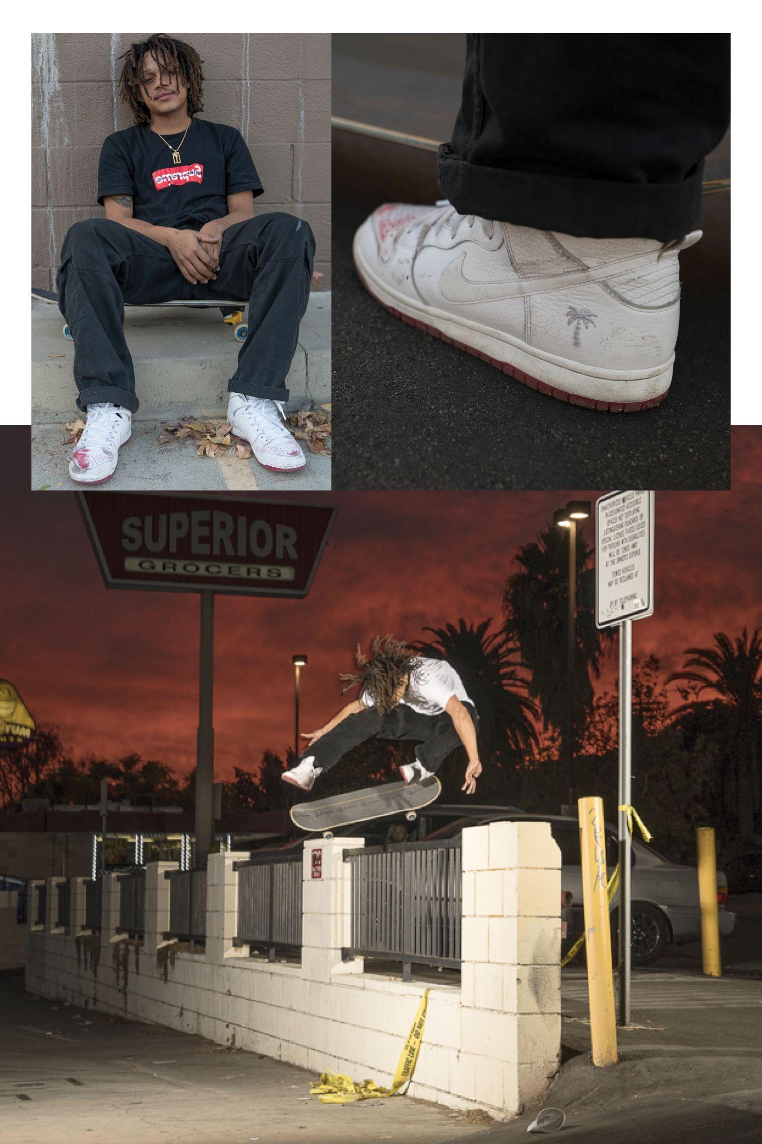 official photos 2cfcd ae819 Date de sortie de la Nike SB Zoom Dunk High Pro « Kevin ...