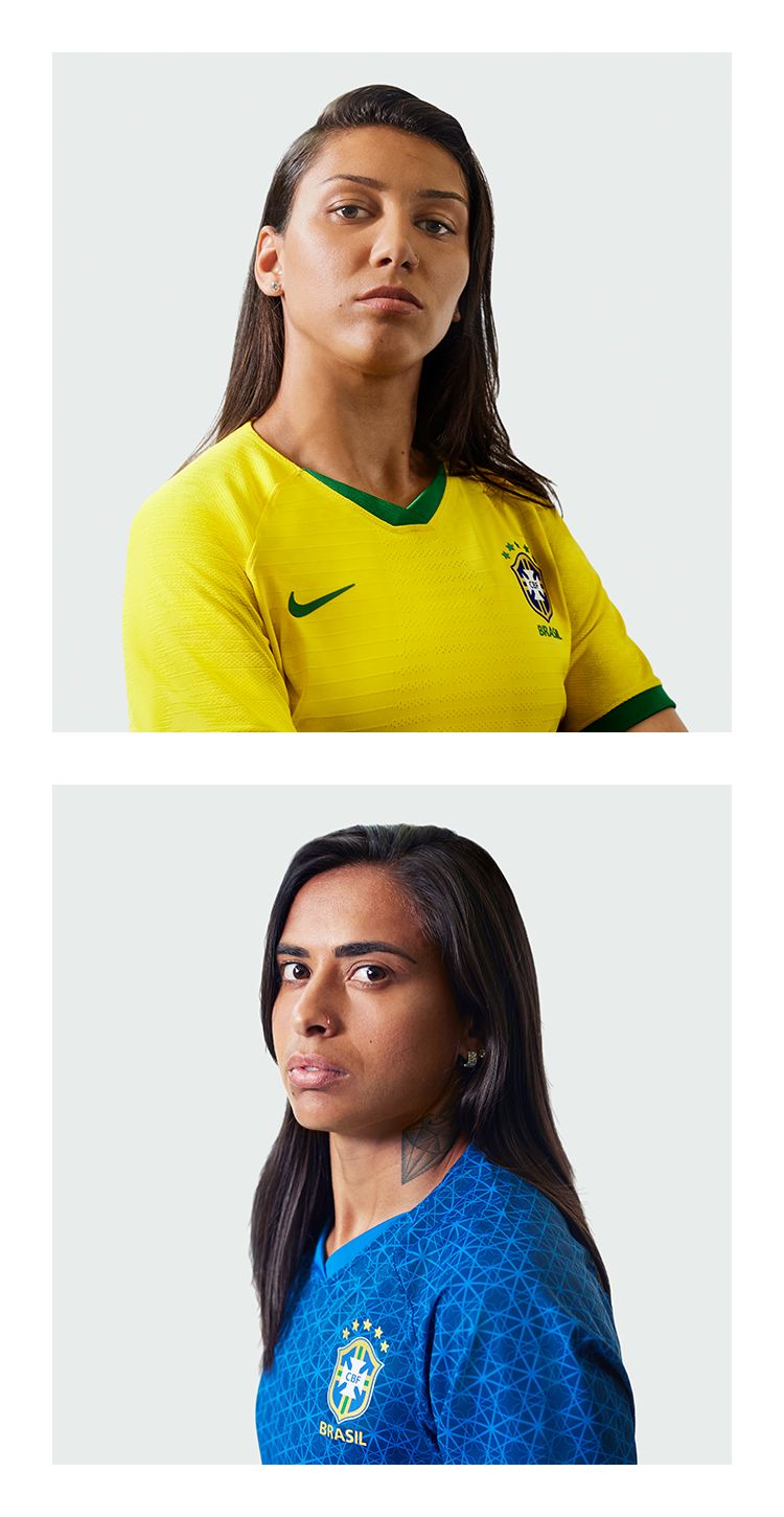 2019 Brasil Women's National Team Jersey