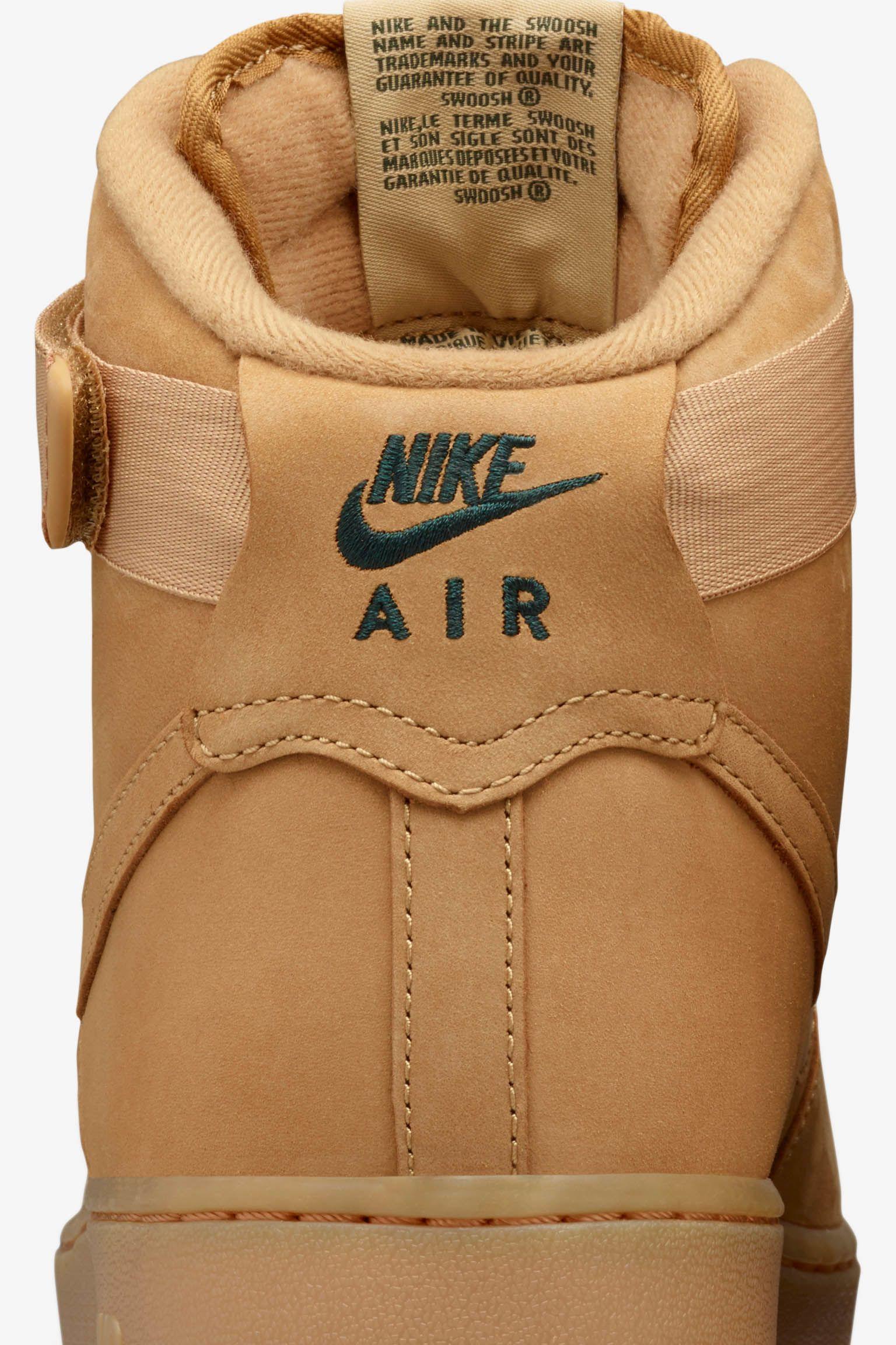 Nike Air Force 1 'Flax'