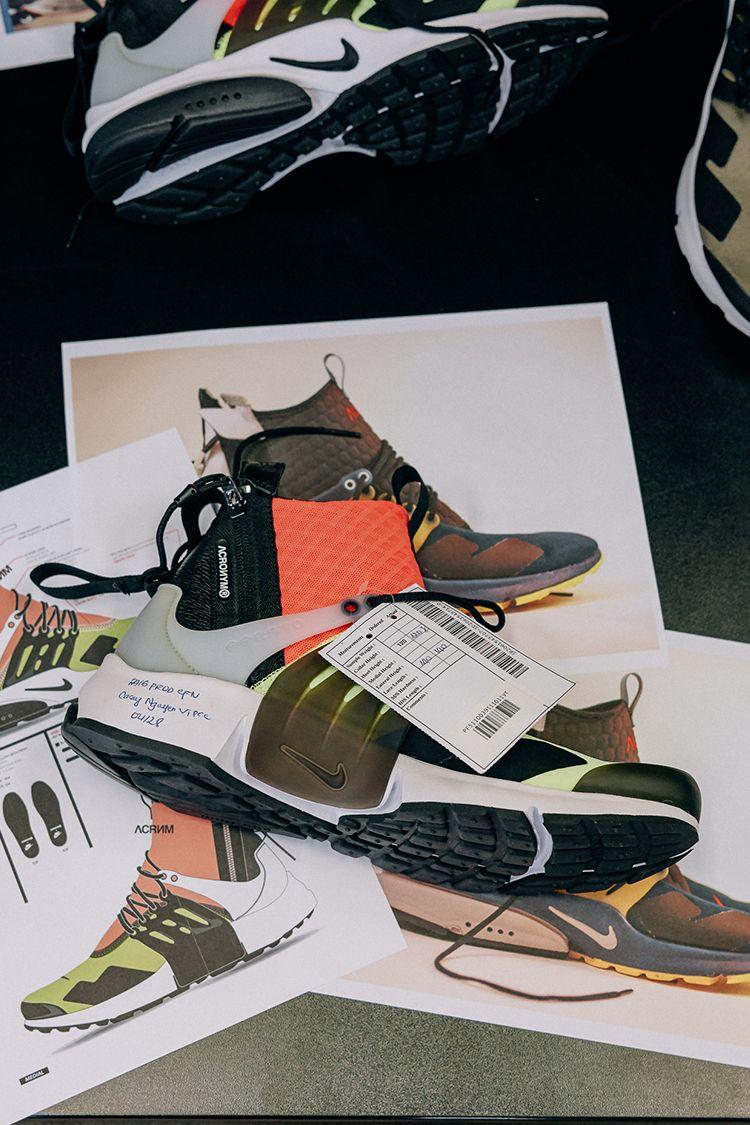 Behind The Design: Nike Air Presto Mid X Acronym ®