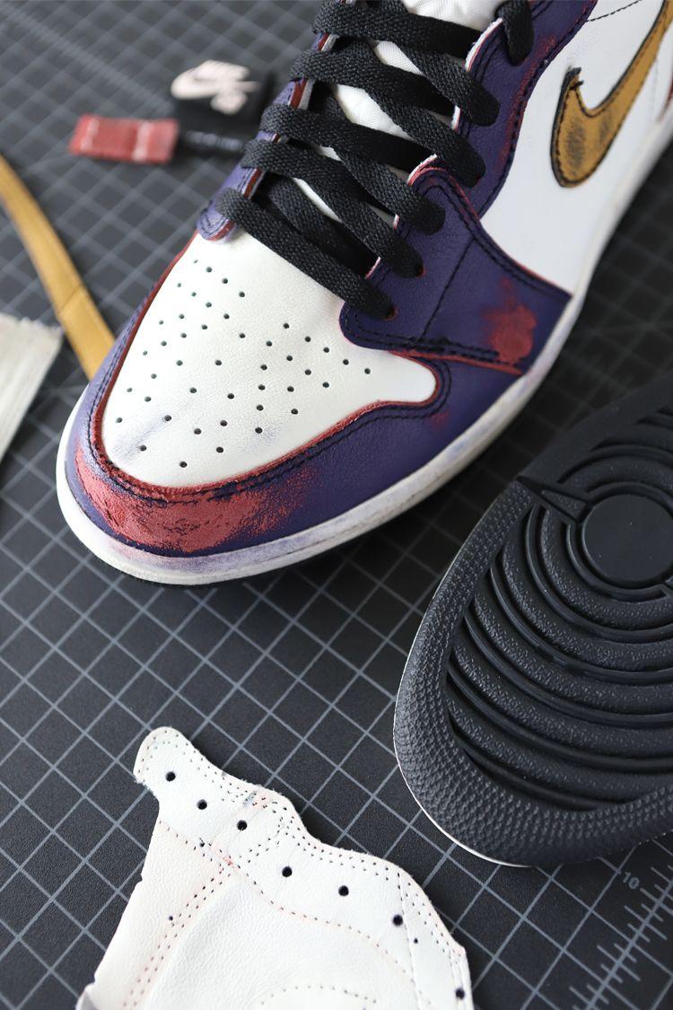 Behind The Design: SB X Air Jordan I