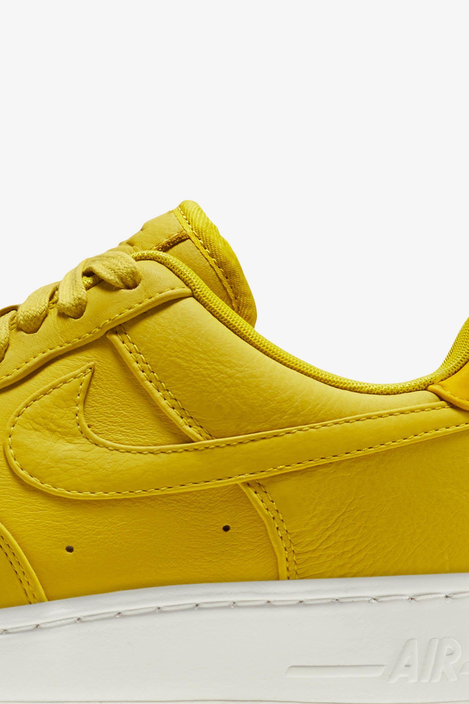 NikeLab Air Force 1 Low 'Bright Citron'