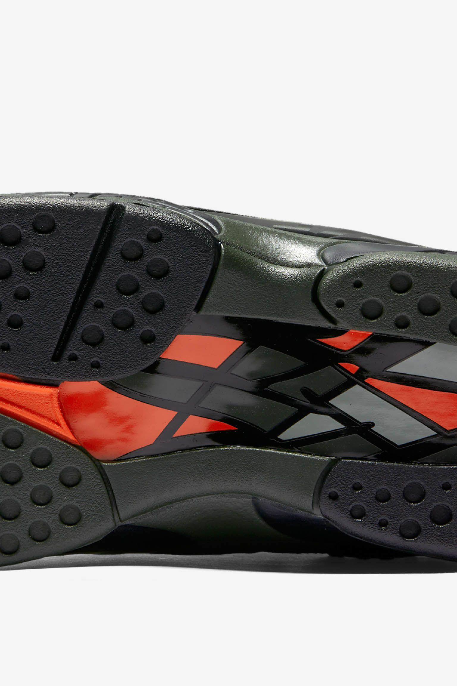 Air Jordan 8 Retro 'Sequoia & Max Orange'