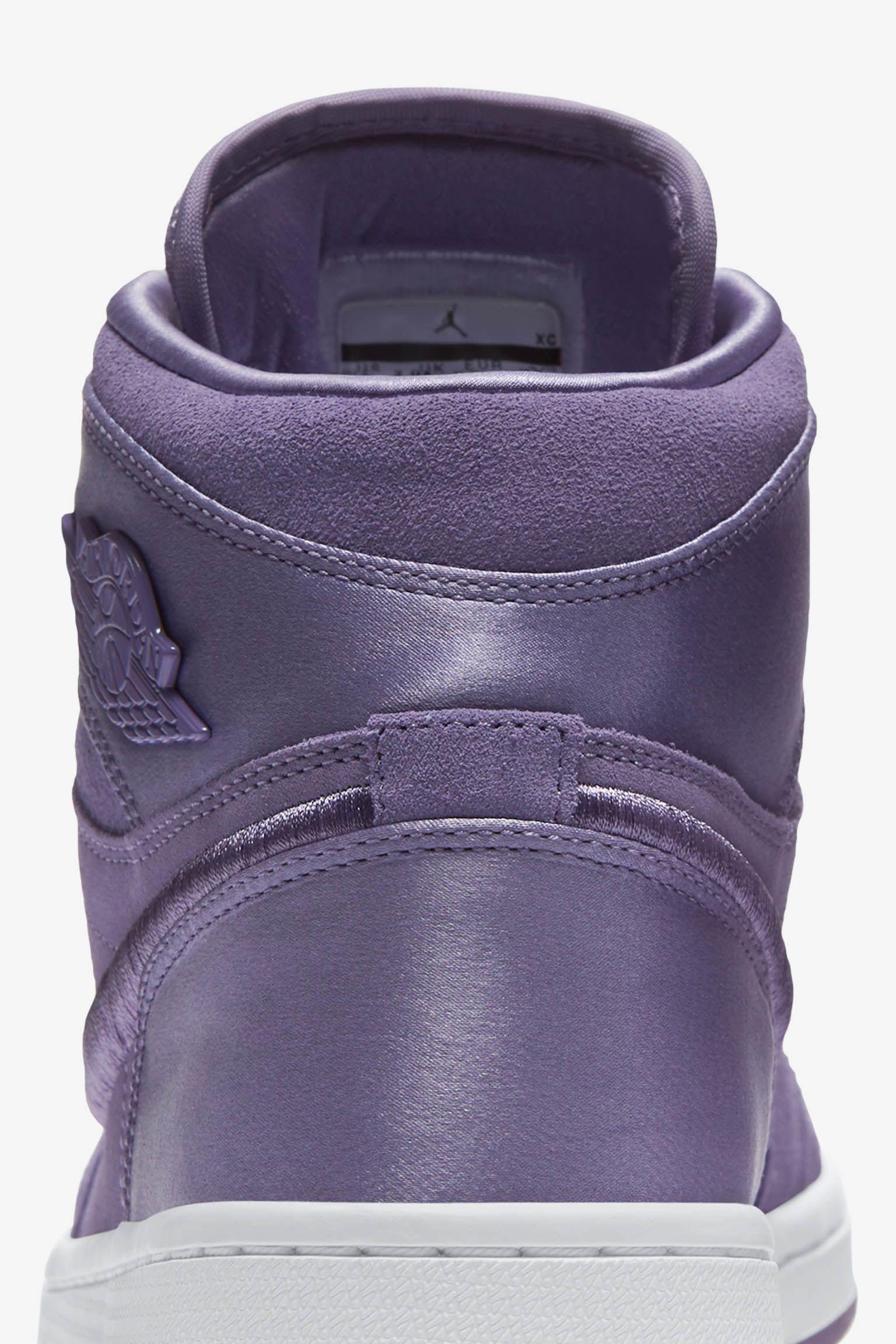 Women's Air Jordan 1 Retro High 'Purple Earth' Release Date