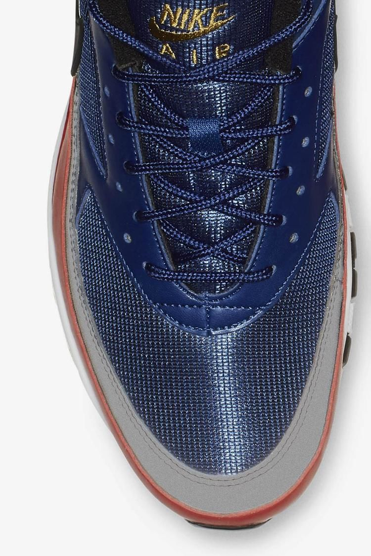 Nike Air Max 97/BW 'Deep Royal Blue & University Red & Metallic Silver' Release Date