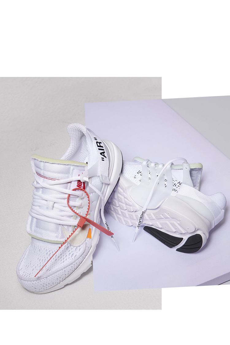 Nike 'The Ten' Air Presto Off-White 'White & Cone' Release ...