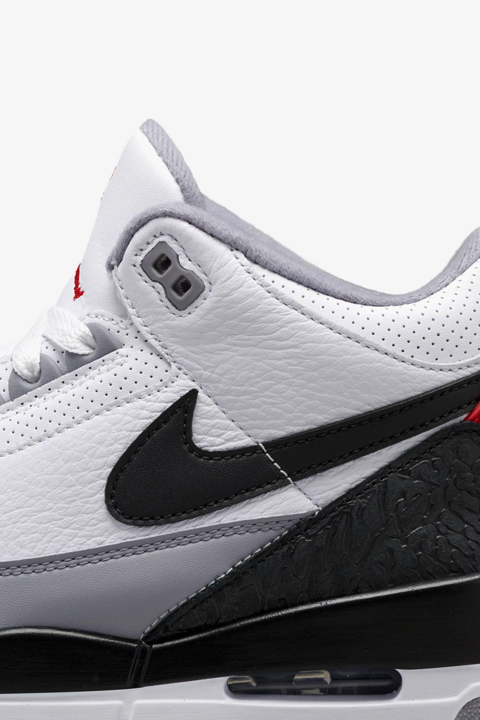 Air Jordan 3 'Tinker' Release Date