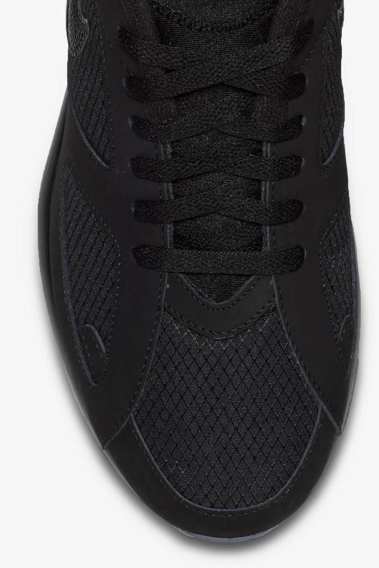 Air Max 180 Black Nike Shox Inferno Running Shoe  b22142dbf