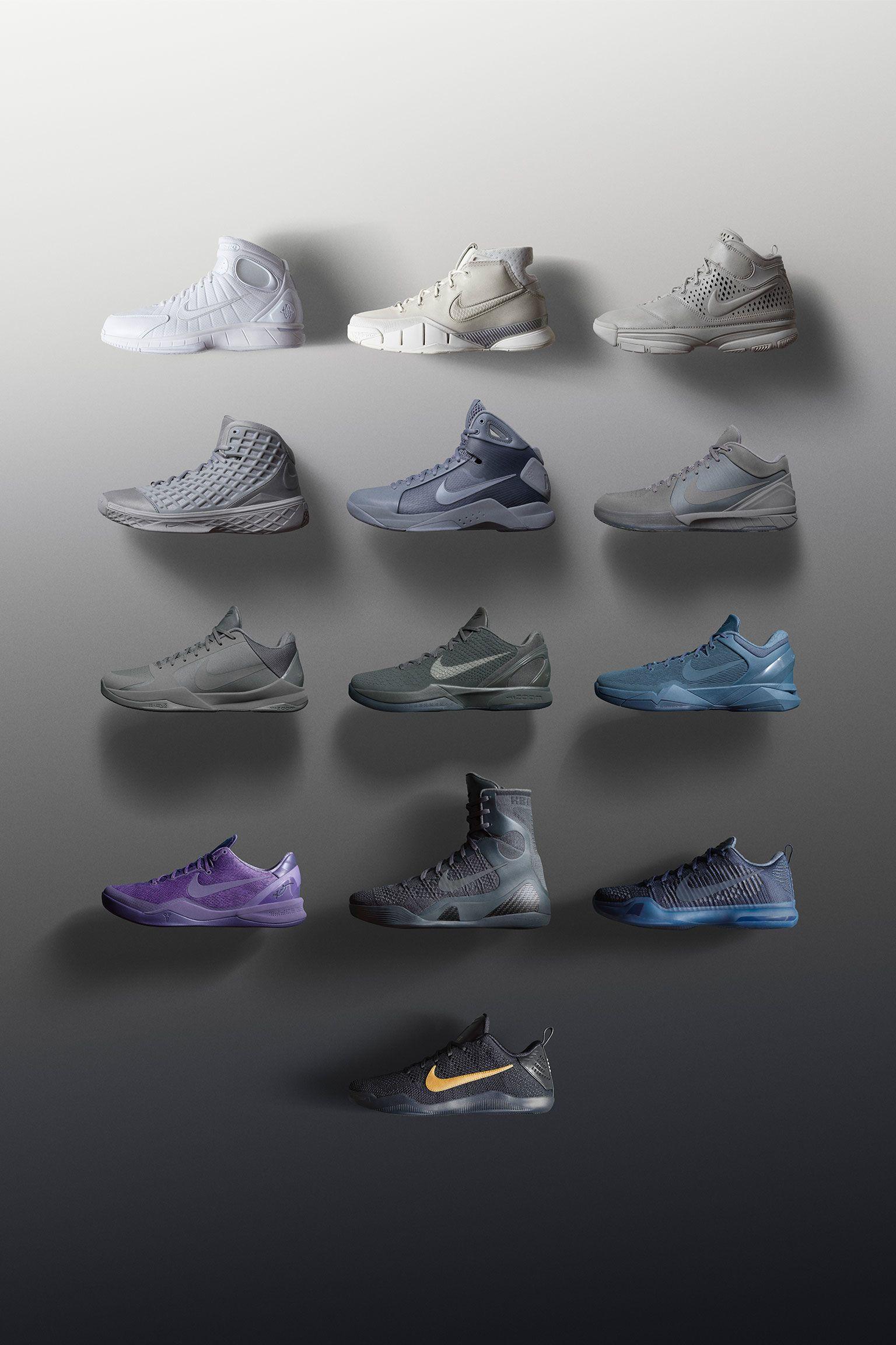 Nike Kobe 'Black Mamba' Pack Release Date