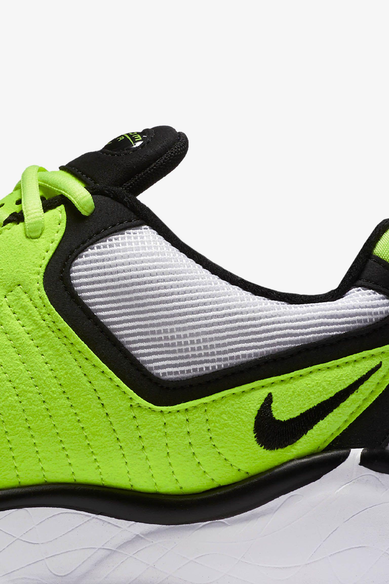Nike Air Zoom Talaria 'White & Black & Volt'