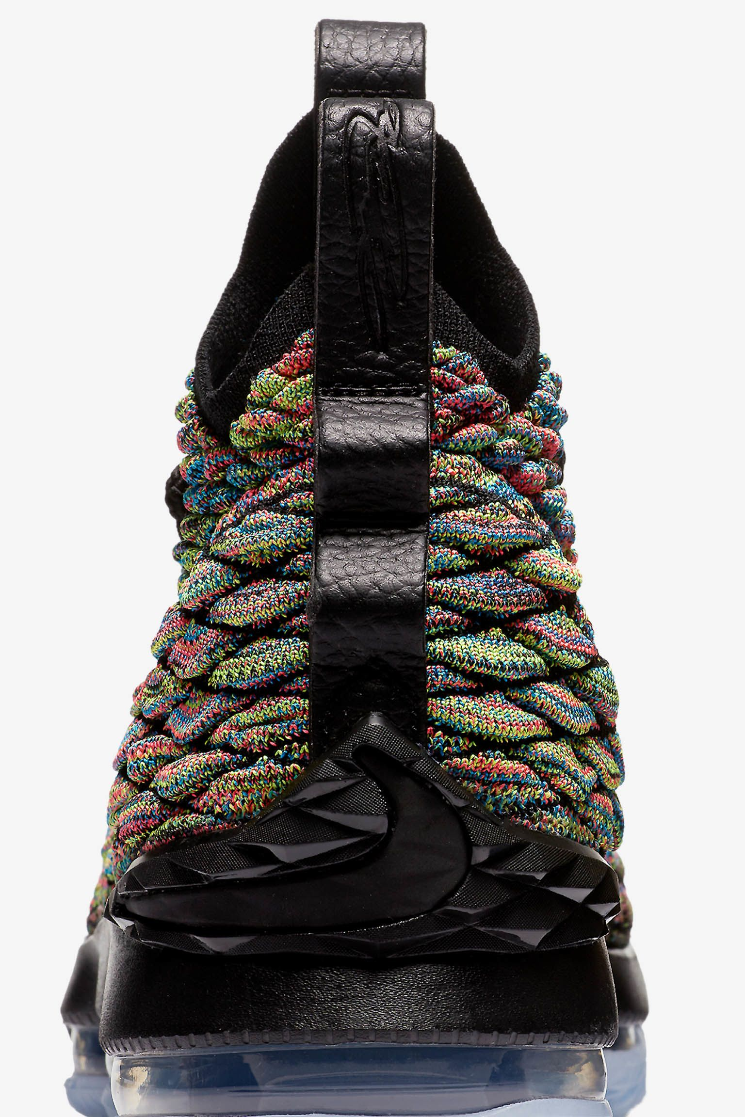 【NIKE公式】ナイキ レブロン 15 BG 'Black & Multicolor' (922811-901 / Lebron 15)