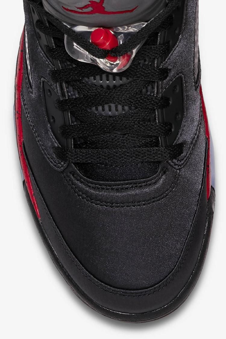 Air Jordan 5 'Black & University Red' Release Date