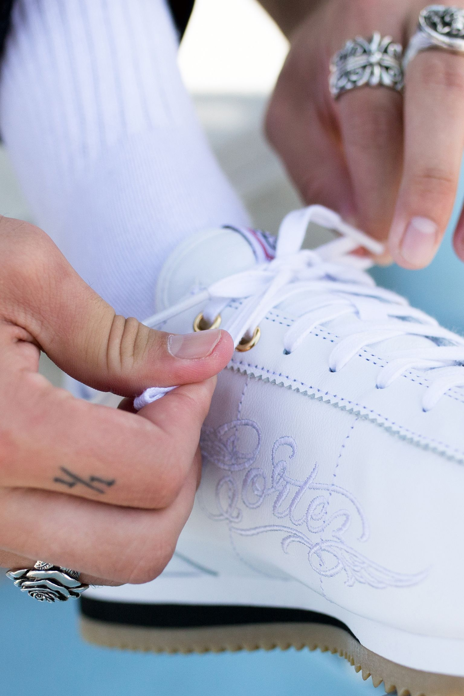 Behind the Design: Mister Cartoon x Nike Cortez