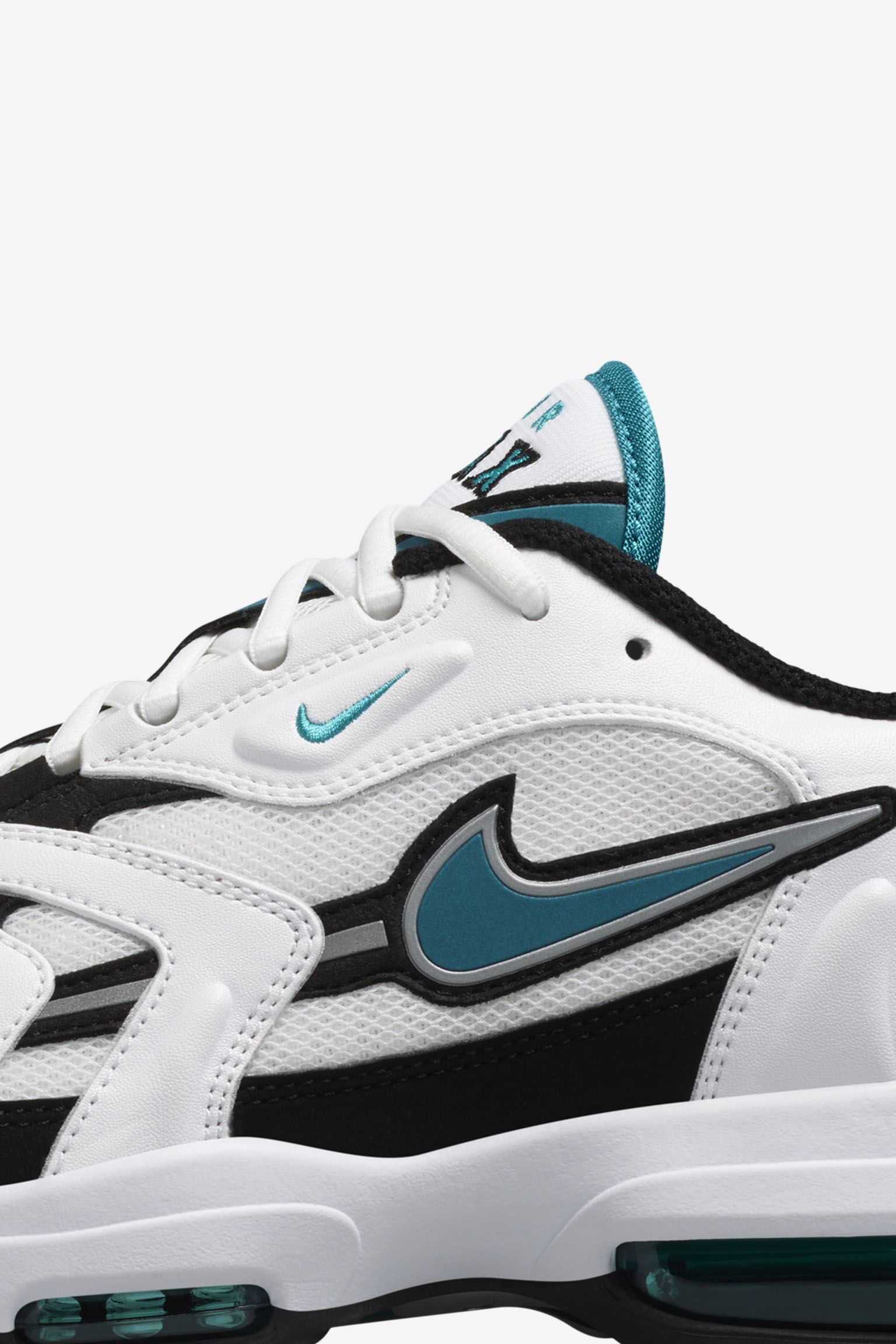 Nike Air Max 96 2 XX Modern Max 'White, Teal & Black'