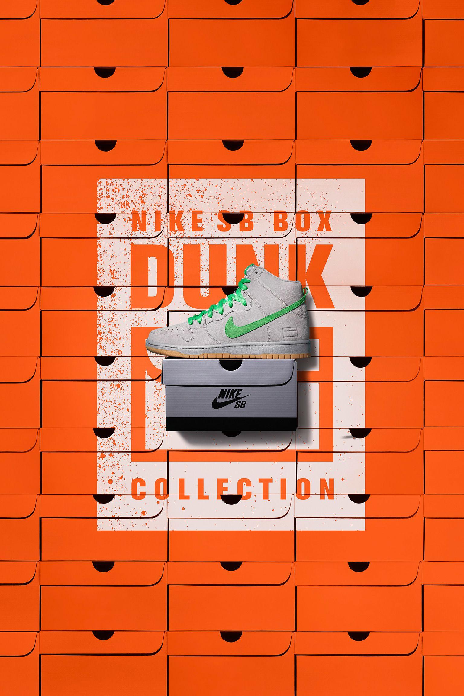 Dunk High SB 'Gray Box' Release Date