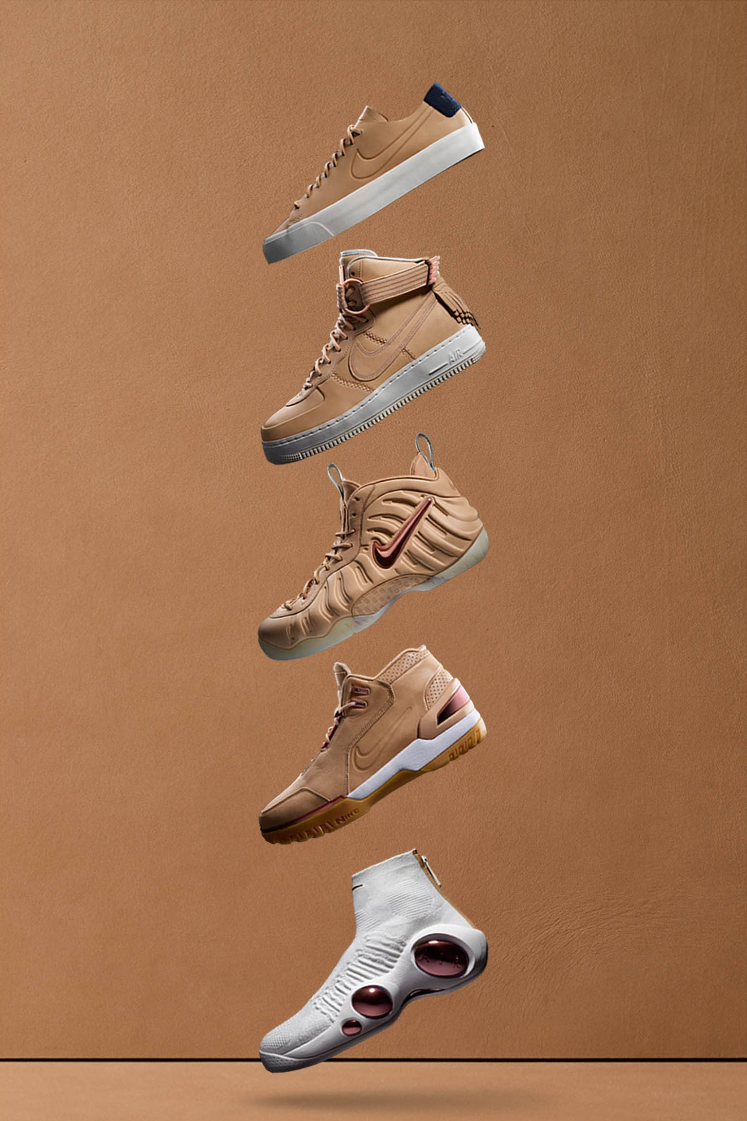 Nike Blazer Studio Low 'Vachetta Tan'