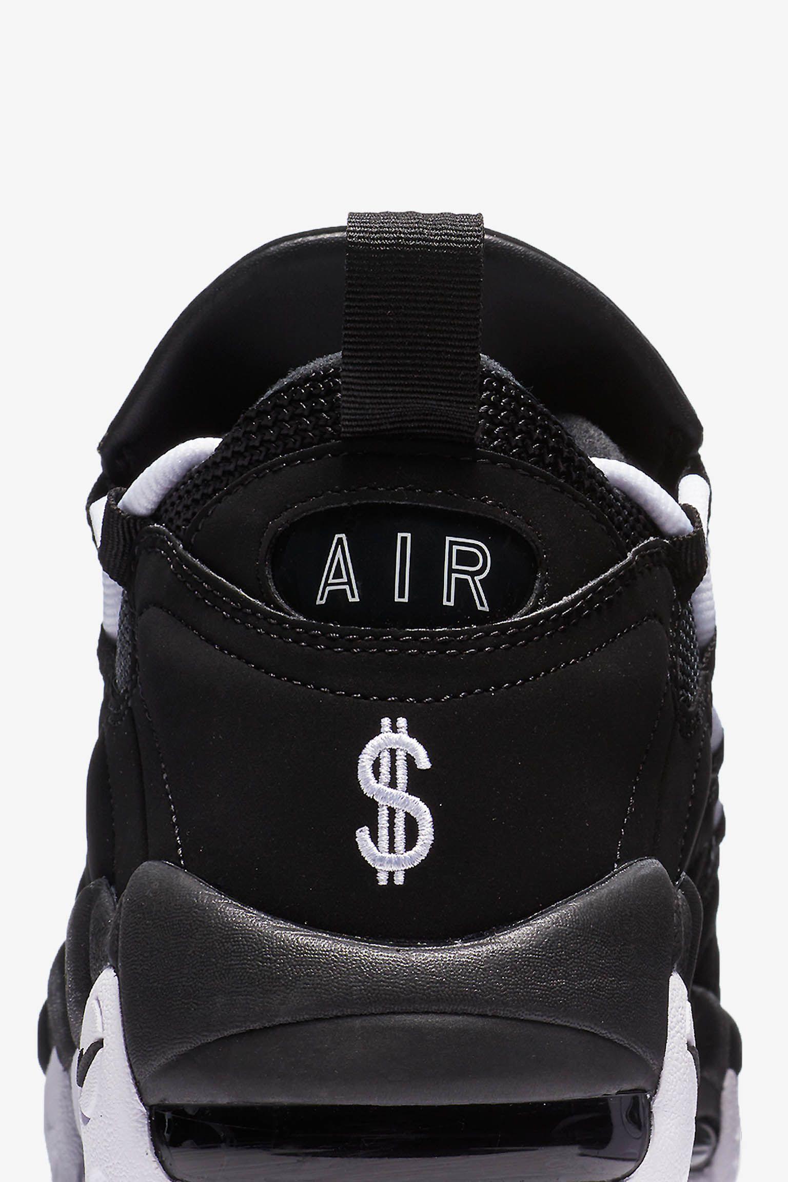 ab0b31cf8ffa0e ... nike air more money black white