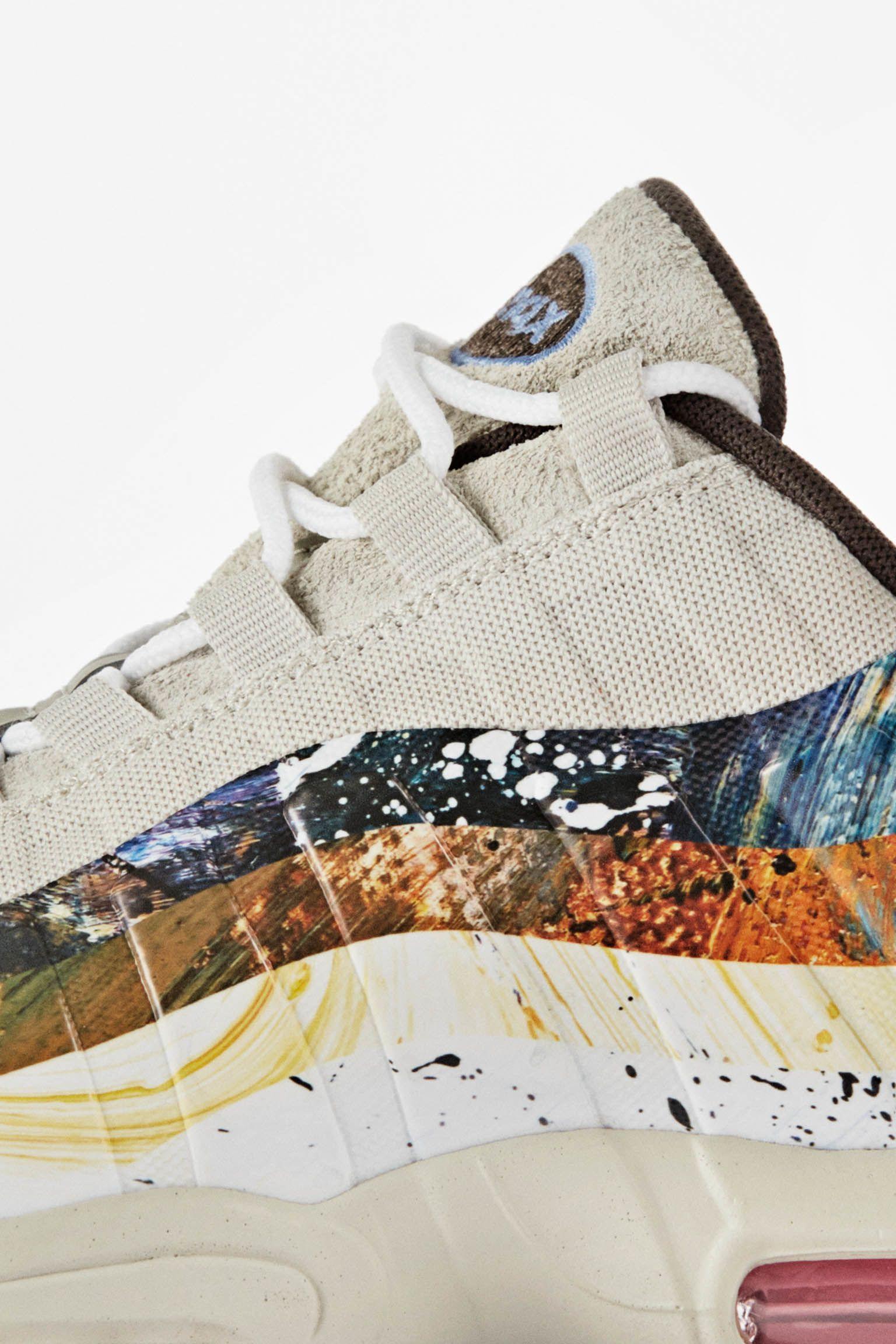 Nike Air Max 95 x Dave White 'Stone'
