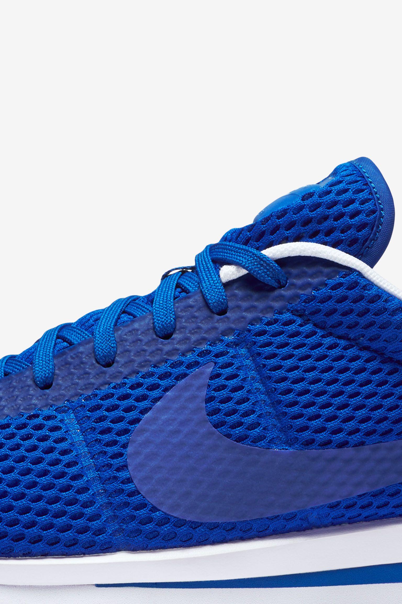 Nike Cortez Ultra Breathe 'Racer Blue'