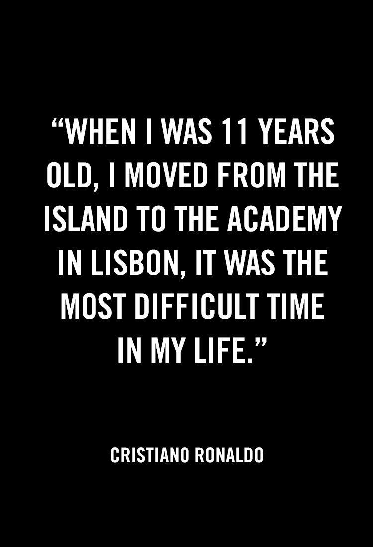 CR7が語るマドリードのストーリー