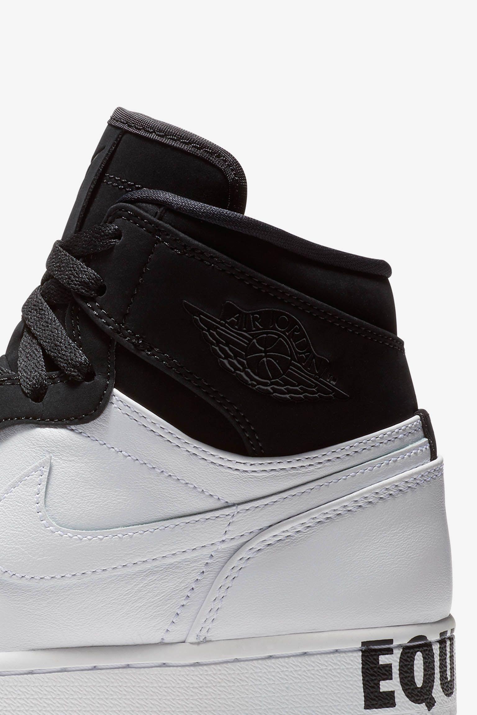 Air Jordan 1 'Equality' 2018 Release Date