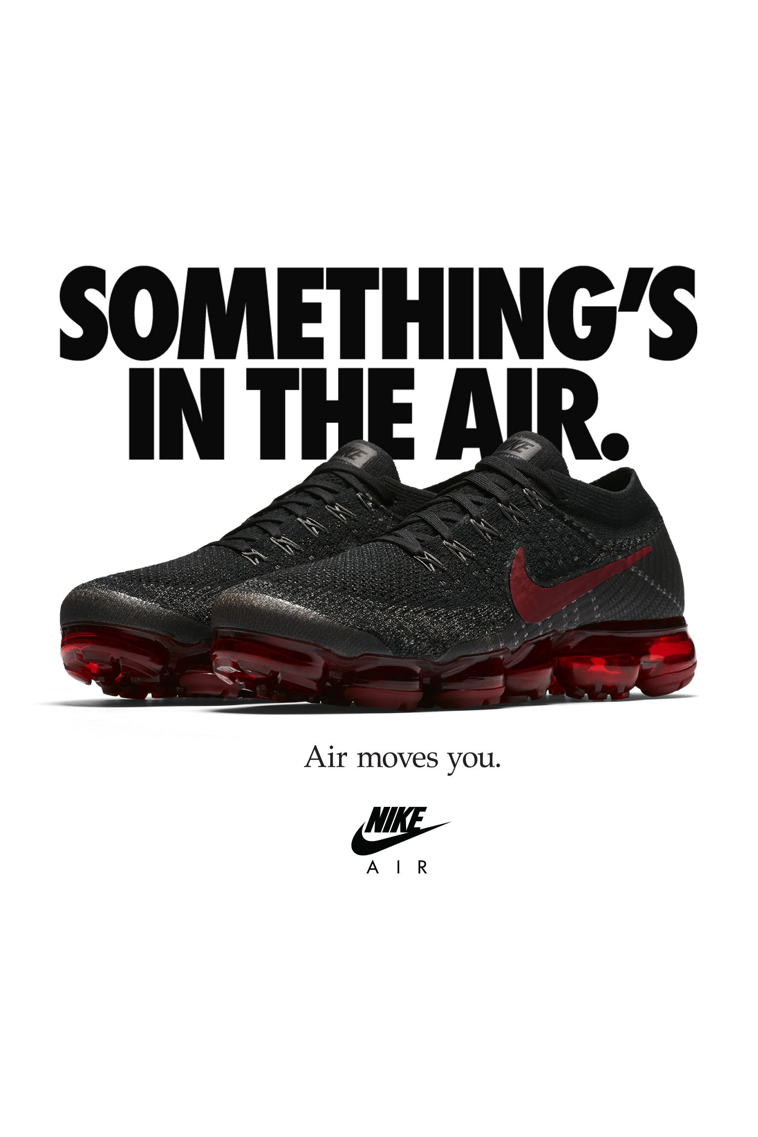 Nike Air VaporMax  Black   Dark Team Red  Release Date. Nike⁠+ SNKRS bd28672b8a82