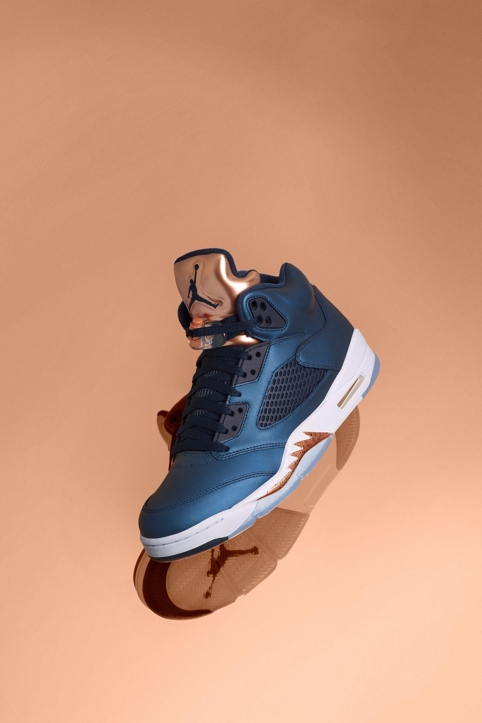 Air Jordan 5  Bronze  Release Date. Nike+ SNKRS a6b45c6937