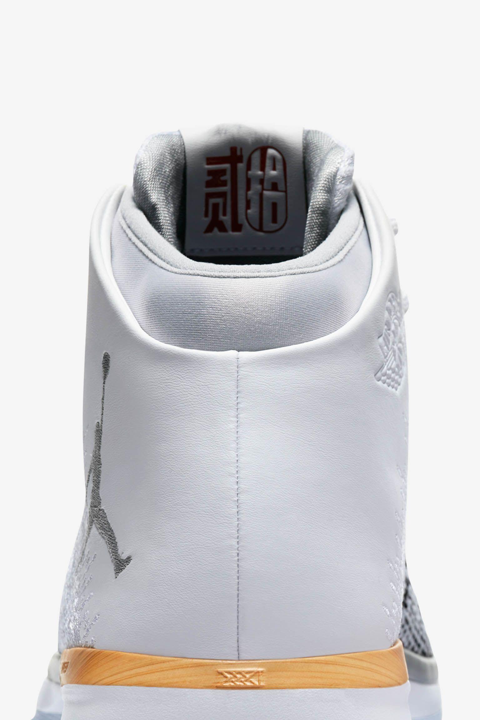 Air Jordan 31 'CNY'