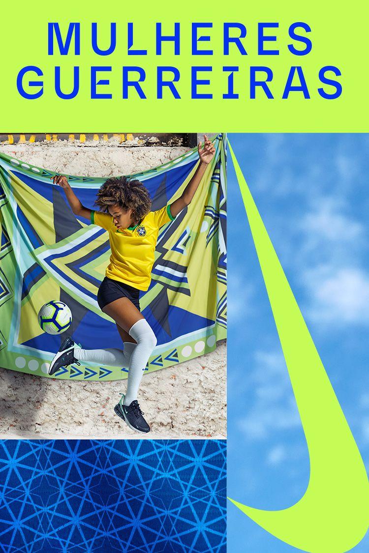 2019 Brasil Women's National Team Jersey