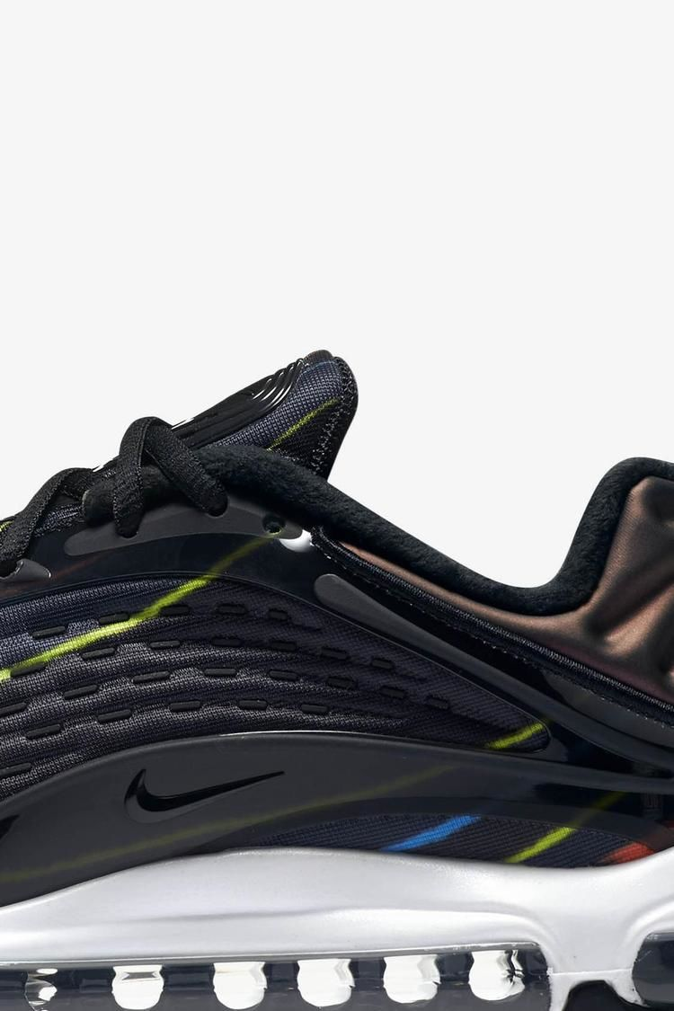 Nike Air Max Deluxe 'Black & Multicolor' Release Date