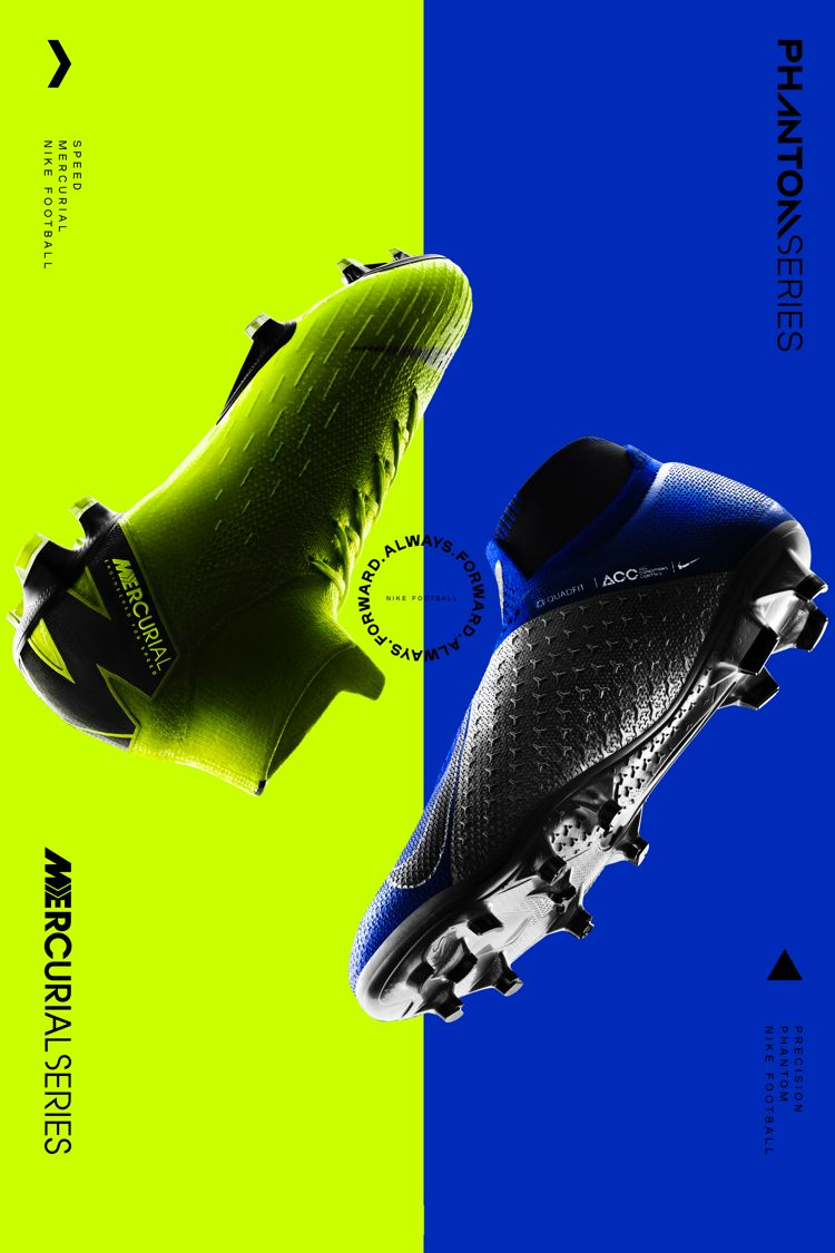 Always Forward Firm-Ground Soccer Cleats