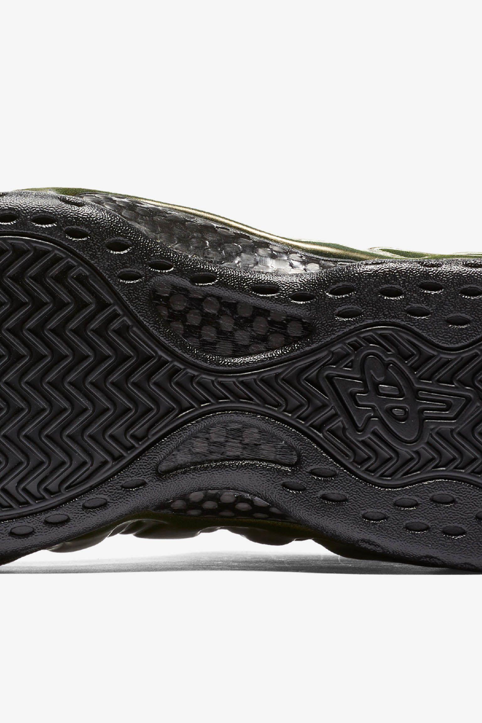 Nike Air Foamposite One 'Legion Green' Release Date