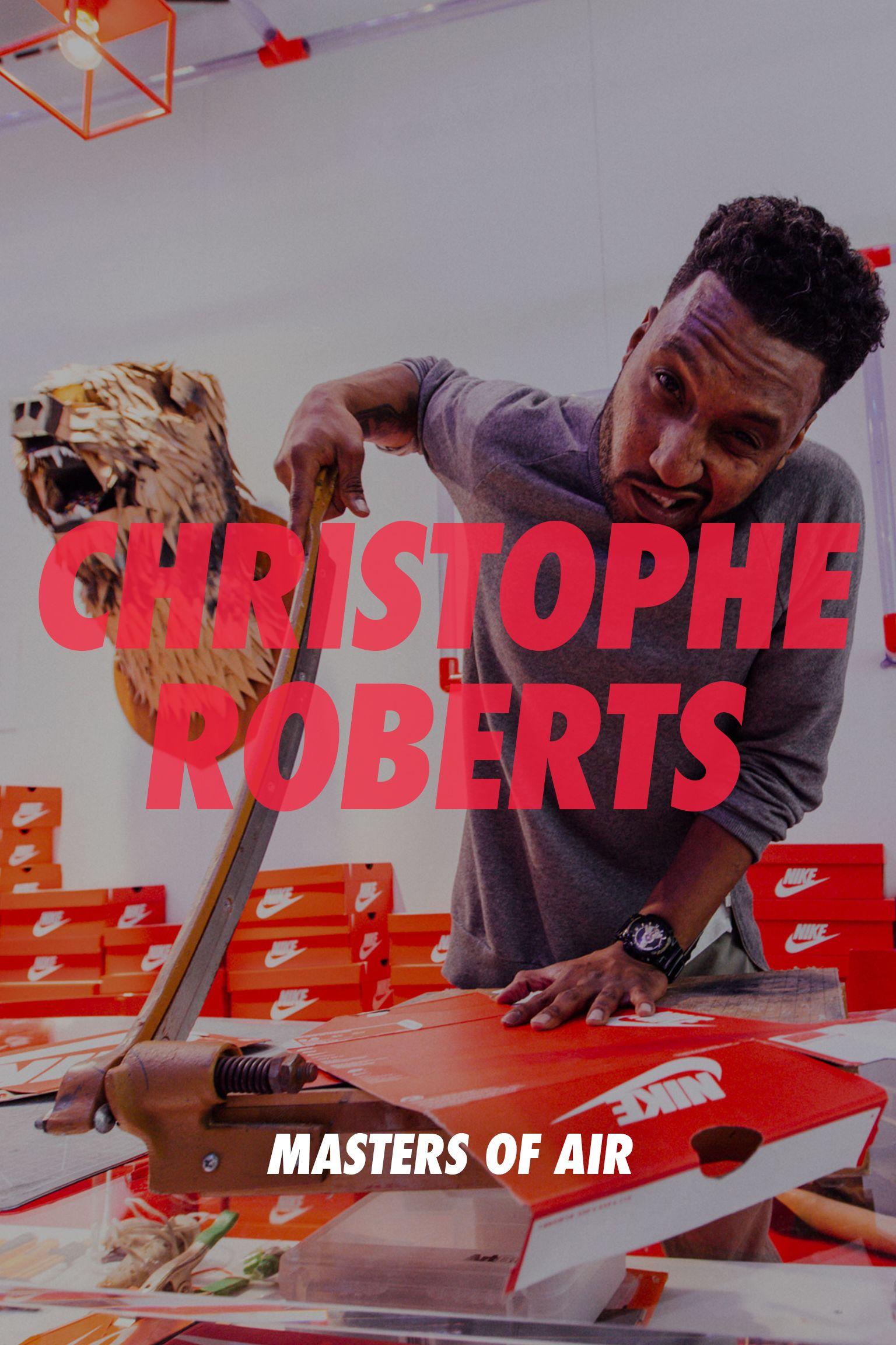 Masters of Air: Christophe Roberts